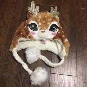 Justice Deer Hat